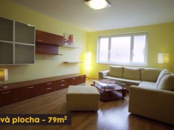 REZERVOVANÉ Videoprezetácia 3izb. bytu Šaľa ul.Slnečná