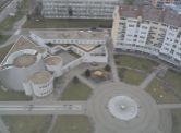 Byt 1+1, 40m2, balón, parkovanie, Námestie sv. Františka, Bratislava IV, 565,-e vrátane energií