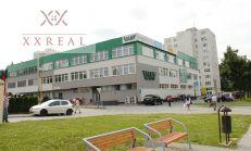 PRENÁJOM - obchodné priestory v budove AB Hliny v PB