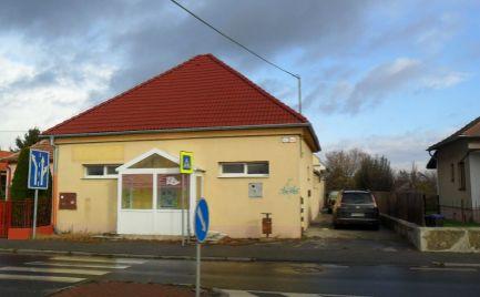 Prenajmem budovu na podnikanie - obchod, služby v Dolných Krškanoch.