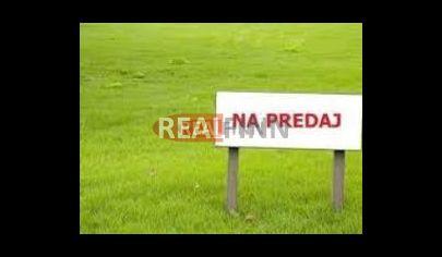 REALFINN PREDAJ - pozemok v obci Podhájska