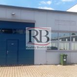 Skladový priestor na prenájom - 279 m2, Ružinov