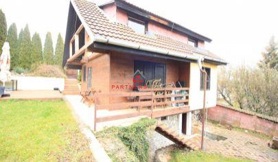 Pekná chata s celoročným využitím, predaj, Košice-Vyšný Klatov