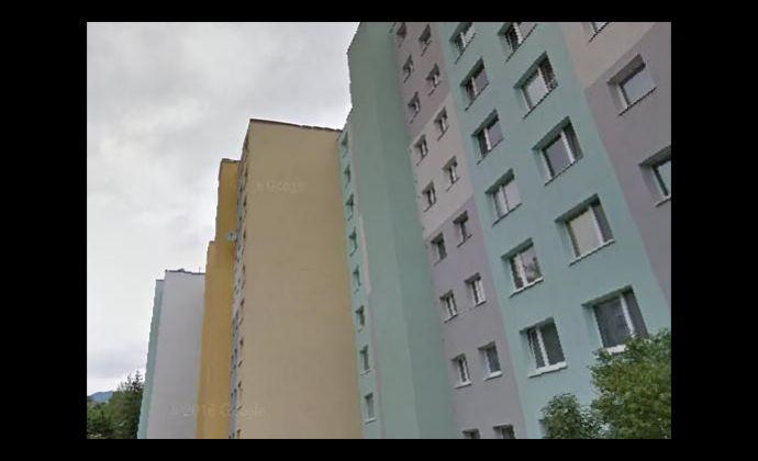 Trojizbový byt, Gerlachovská ulica, Stará Sásová, Banská Bystrica