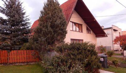 Rodinný dom v obci Harichovce, okres Spišská Nová Ves