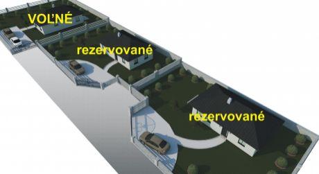Veľké Bedzany - nové bývanie neďaleko mesta
