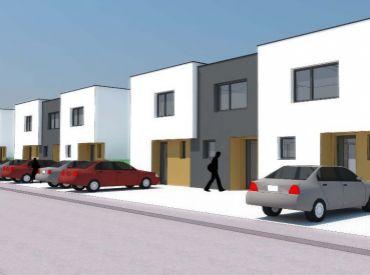 JJ Reality - 3 - izbový dom so záhradkou a parkovacím státím /BERNOLÁKOVO/