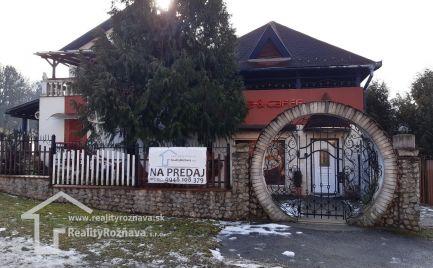 Rodinný dom Rožňava.