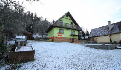 Chata pri lyžiarskom vleku, predaj, Spišská Nová Ves, Plejsy