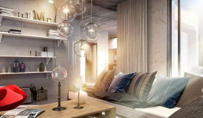Moderná architektúra a dispozícia rodinného domu v Zálesí poskytuje kvalitný a atraktívny život