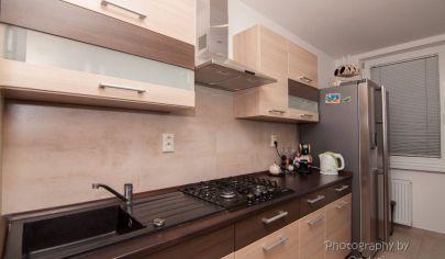 PREDANÉ Tím APEX reality ponúka 3 izbový byt Michalská HC po kompletnej rekonštrukcia, čiastočne zariadený