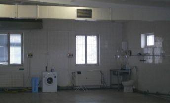Výrobná hala, skladovací priestor, administratívna budova v obci Nové Sady