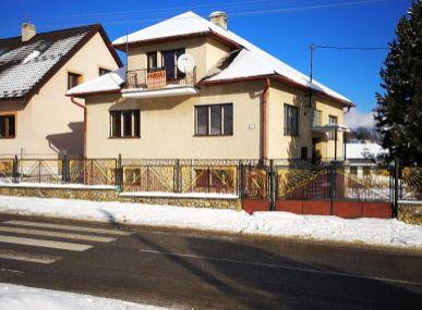 Rodinný dom v obci Nová Lesná