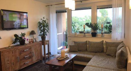 2- izbový prekrásny byt 44 m2 s parkovacím miestom Rajka