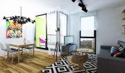 3 izbový byt 66,10 m2 + loggia 3,80 m2 na 9.NP