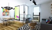 2 izbový byt 49,97 m2 + loggia 3,80 m2 na 11.NP