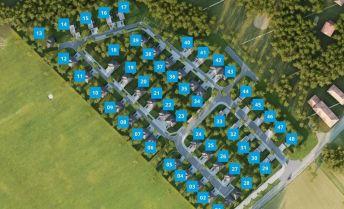 """Rezidencia """"Záhumnie"""" - stavebné pozemky na výstavbu RD"""