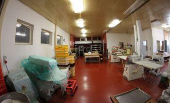 Prenájom  potravinárskej výrobne, skladov