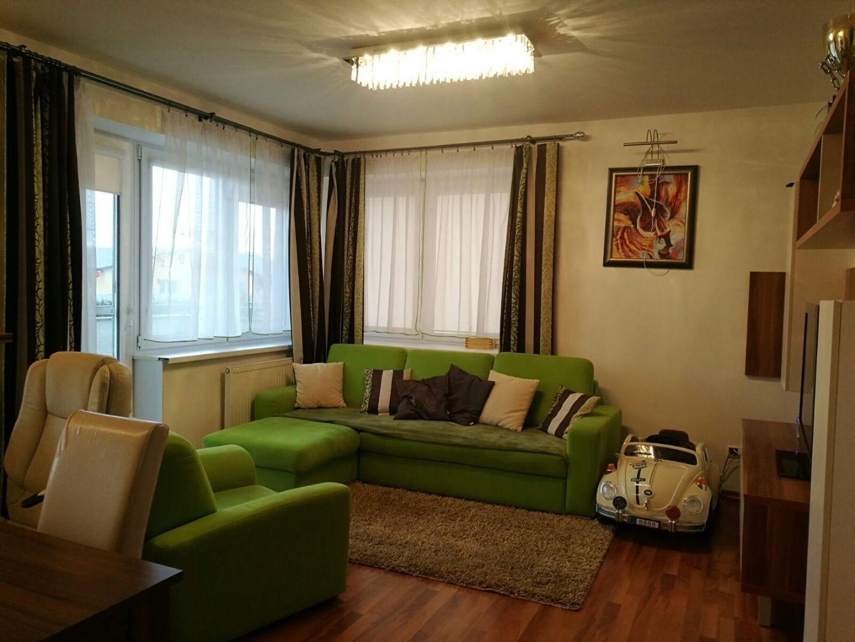 Areté real, Predaj priestranného, veľmi pekného 3-izbového bytu so záhradkou v obci Hamuliakovo