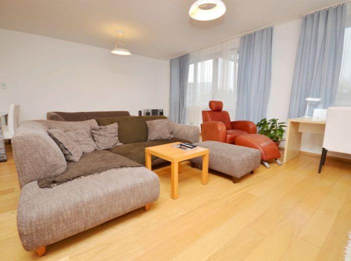 EISNEROVA, 4-i byt, 160 m2 - výnimočne VEĽKÝ, tehlová novostavba SANDBERG, možné 2 byty