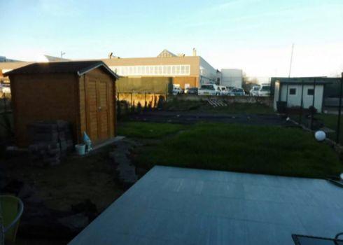 trojizbový byt s veľkou záhradou
