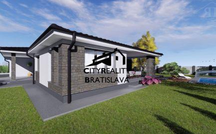 Výstavba bungalovu Begónia