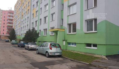 PREDANÉ: Čiastočne zrekonštruovaný 3-zbový byt v Bratislave, v tichej lokalite Podunajských Biskupíc