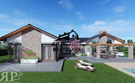 Výstavba bungalovu Margaréta
