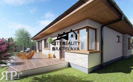 Výstavba bungalovu Orgován