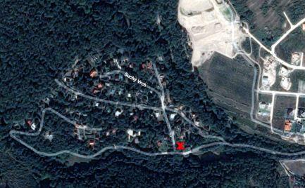 Pozemok pre rekreáciu v horskej oblasti Suchý Vrch nad Limbachom, 761 m2