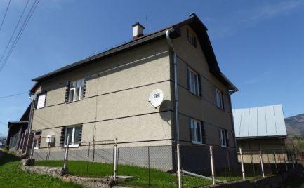 Priestranný rodinný dom na pokojnom mieste, Beňuš