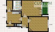 2,5-izbový byt s krbom v centre mesta