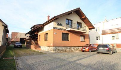 Polyfunkčný objekt, pizzeria, penziónik, svadobná sála, predaj,Granč Petrovce, Levoča