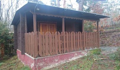 Jelenec, chata, pozemok 249 m2, okr. Nitra