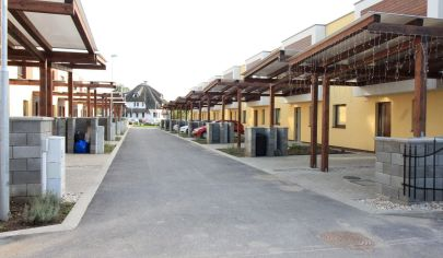 Novostavba radového rodinného domu, predaj, Košice-Mala Ida, Pánsky Les