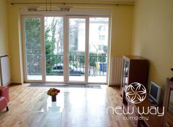 Prenajaté-Prenájom BA -1, Floglova, byt s rozlohou 91 m2