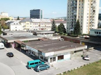 Prenajmeme obchodný priestor - v obchodnom areáli - Košice - JUH