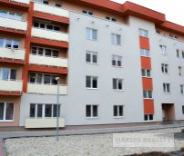 3-izbový byt Bakossova, tehlová novostavba, centrum
