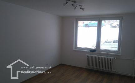 Kompletná rekonštrukcia 1izbový byt na ulici Budovateľská. Exkluzívna ponuka.