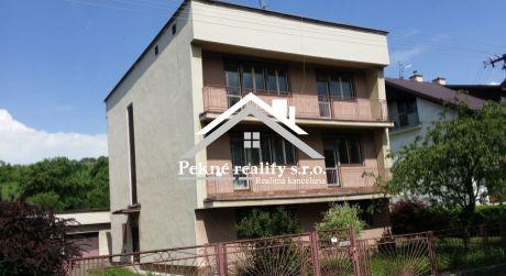 Len u nás! Predaj 2 generačného rodinného domu v Čeríne