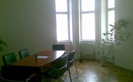 Kancelárie na prenájom, Grösslingova ulica, Bratislava I., 100 m2