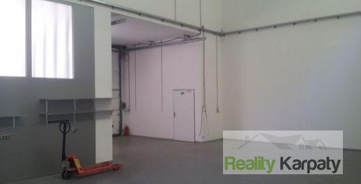 Ponúkame výhodne na prenájom skladové a prevádzkové priestory v novopostavenej hale o výmere 185m2, lokalita Bratislava-III.