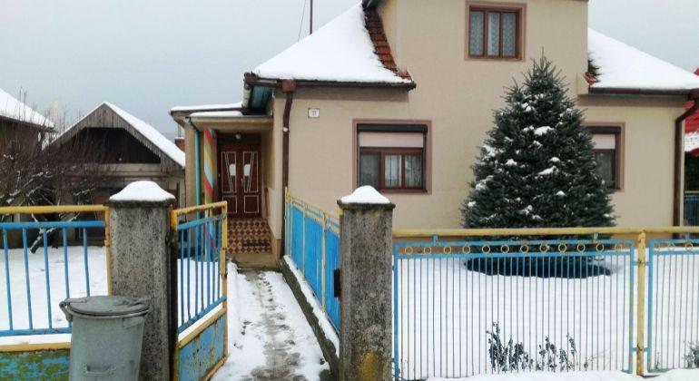 REZERVOVANÉ-Predaj rodinný dom /Pochabany/pozemok 1200m2