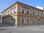 Obchodno - Administratívny objekt v centre Nitry na prenájom
