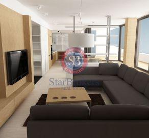 StarBrokers - Prenájom - Luxusne zariadený 3-izbový byt v River Parku / Vermietung - Luxurios eingerichtet 3-Zimmer Wohnung in River Park