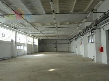 Prenájom výrobno-skladových priestorov - 650 m2, Madunice