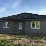 Novostavba 4i. RD - bungalov (200m2) - pozemok 859m2 - Miloslavov