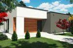 Pozemok s projektom rekreačného domu