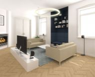Luxusný novy byt v centre