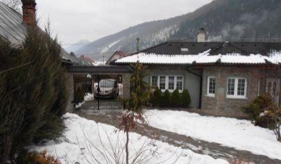 Blatnica 4 izbový dom na poz. 560m2, centrum obce, okres Martin